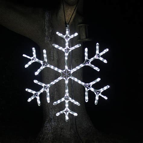 blue and white led snowflake lights best 28 twinkling snowflake lights 60 x 45cm