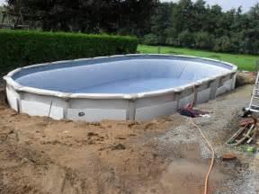 photo piscine enterr 233 e tole