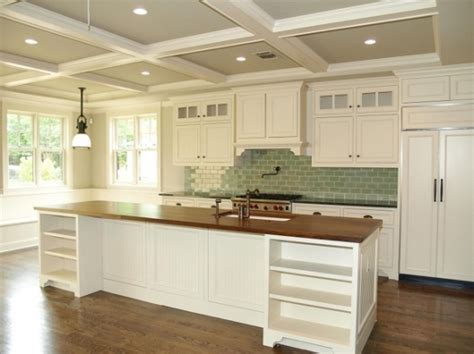 Coffered Ceiling In Kitchen by Coffered Ceiling Kitchen Time