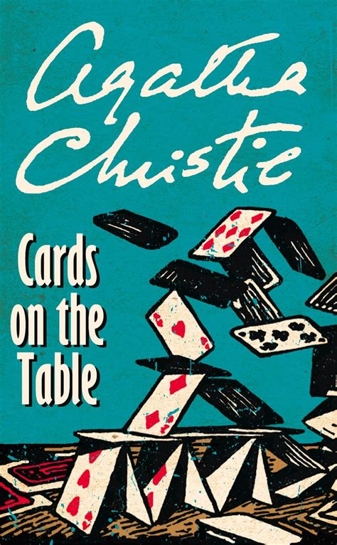 Cards On The Table By Agatha Christie In Search Of The