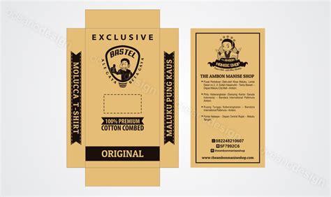 desain kartu nama ugm desain packaging bastel jasa desain grafis jogja