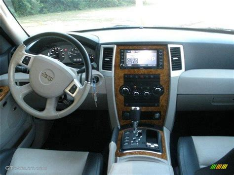 jeep grand cherokee dashboard 2008 jeep grand cherokee limited 4x4 dashboard photos