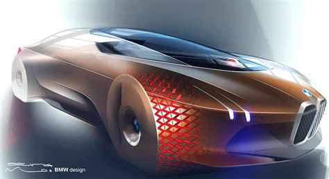 bmw s vision 100 is concept car of the future