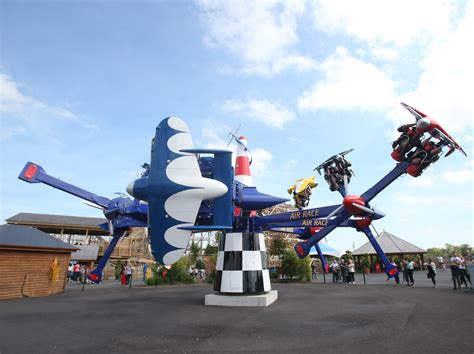 air race tayto park theme park zoo