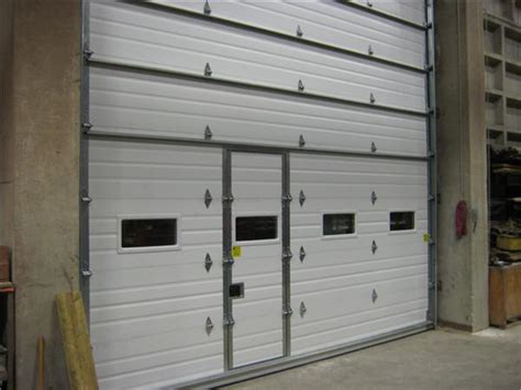 overhead door with door doors call