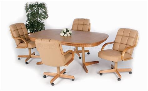 Casual Dining Room Chairs With Casters
