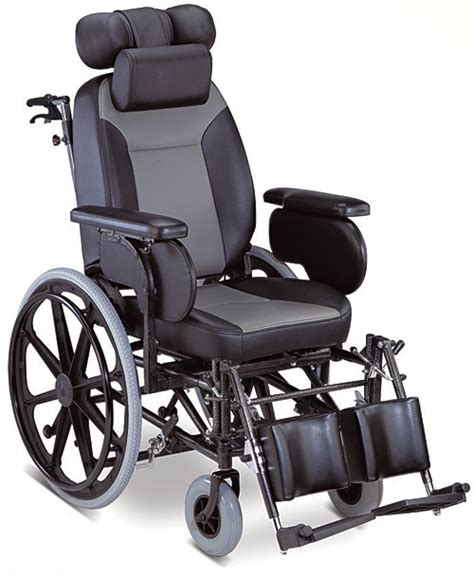 Wheelchair Recliner reclining high backrest type manual wheelchair 204bjq in wheel chairs at surgikart