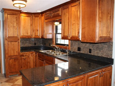 Kitchen Peninsula Cabinets Handcrafted Solid Wood Kitchen Cabinets Healthycabinetmakers