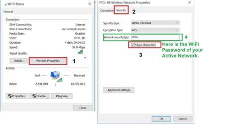 resetting wifi password windows 10 how to view saved wifi password on windows 10 pc