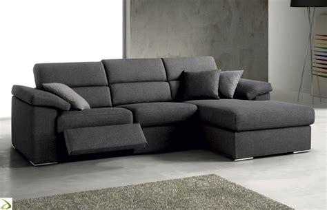 divani con sceslong divano relax con penisola taki arredo design