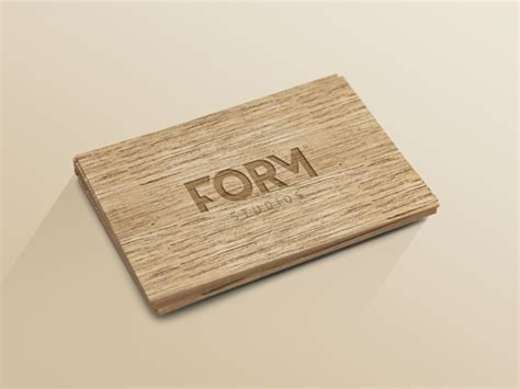 free woodworking business card templates wood business card template psd smart object