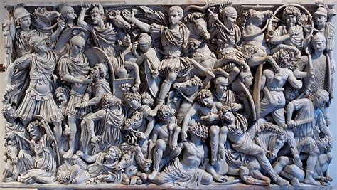 libro what the romans did ludovisi battle sarcophagus wikipedia