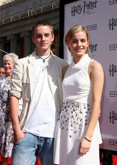 emma watson dad brother of harry potter star emma watson oddities