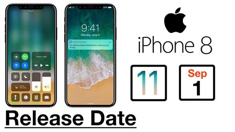iphone release date iphone 8 release date did apple confirm september 2017