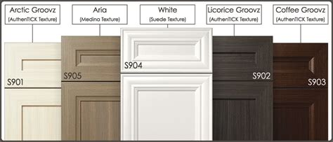 Plastic Laminate Cabinet Doors Decorative Laminate Veneer Dlv Cabinet Doors Walzcraft