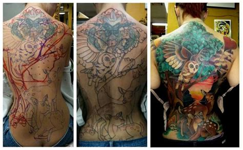 huge cover up tattoo cover up tattoos pinterest up