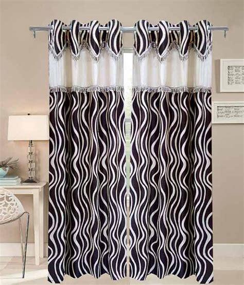 indian curtain designs homefab india single door eyelet curtain buy homefab