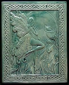 earthsong decorative celtic tile