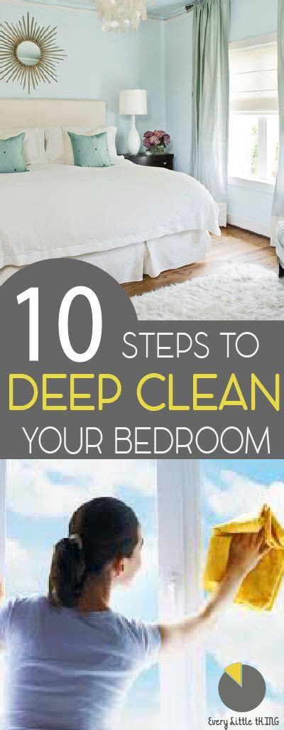 deep clean bedroom 25 best ideas about weekly house cleaning on pinterest