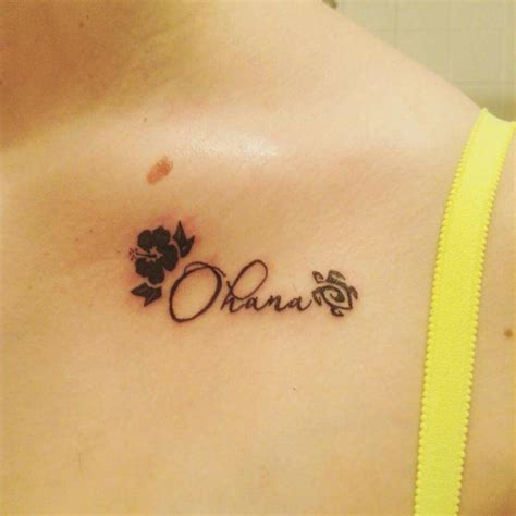 ohana tattoo pin by sarai villa on tattoos ohana