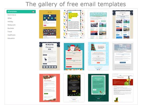 html email template available for you now template mailing