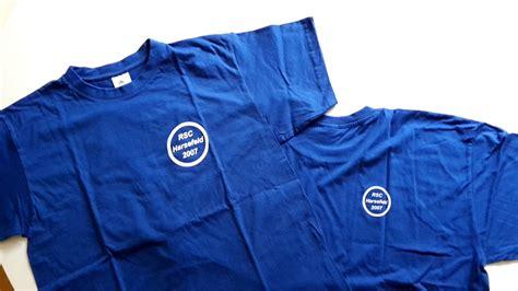 T Shirt Tshirt Rsch trikots rsc harsefeld