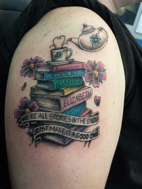 tattoos of books 77 interesting name tattoos and brilliant name ideas