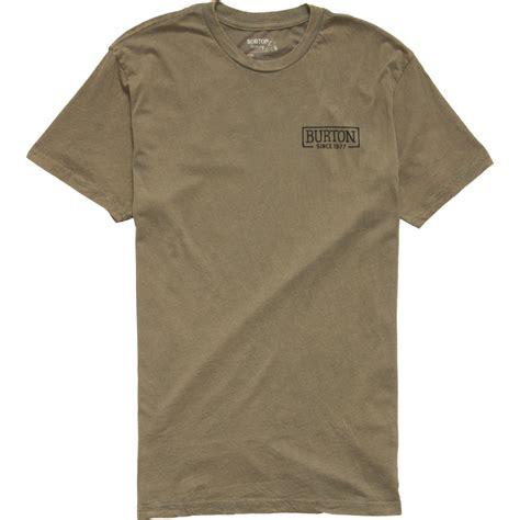 Burton Lurker Slimfit T Shirt by S Vista Slim Fit Fontana Sports