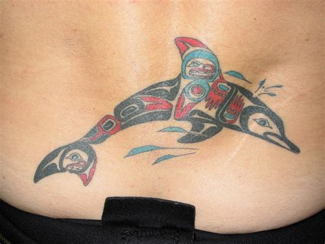 tattoos dolphins designs tribal dolphin pictures
