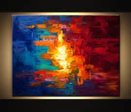 colorful abstract paintings abstract painting original colorful abstract modern