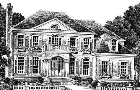 State Street Southern Avenues Southern Living House Plans Southern Avenues House Plans