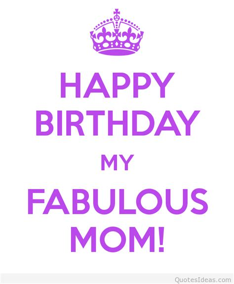 Happy Birthday Mam Quotes Happy Birthday Mom Quotes For Facebook Quotesgram
