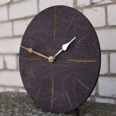 modern clock large clock large wall clock wooden wall
