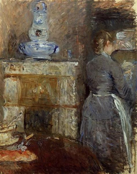 berthe morisot in the dining room 17 best images about interior and exterior art on