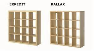 ikea discontinues expedit shelving ikea kallax is the new expedit homeli