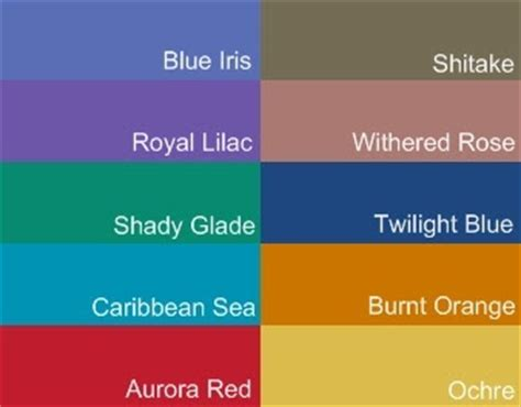 caribbean colors material girls premier interior design blog home decor tips 2008 fall color list