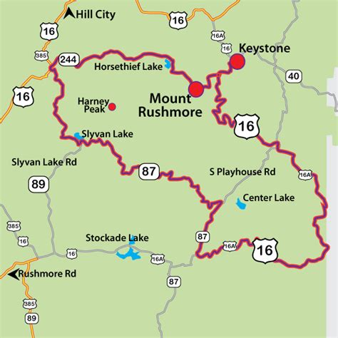 sturgis usa map badlands national park location on us map yellowstone on