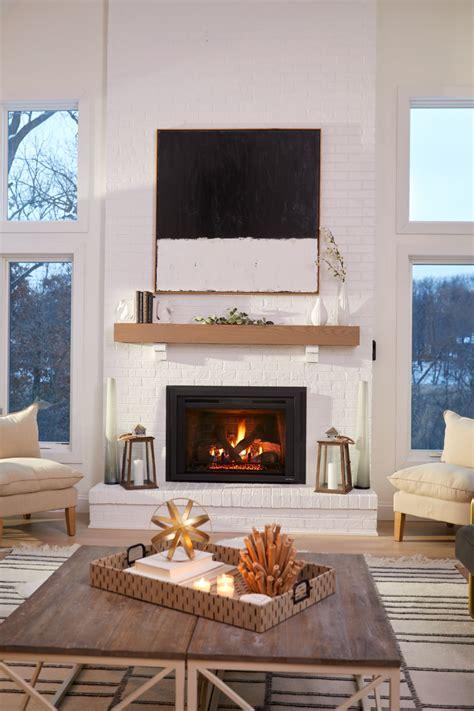 gas fireplace inserts replace wood fireplace heat