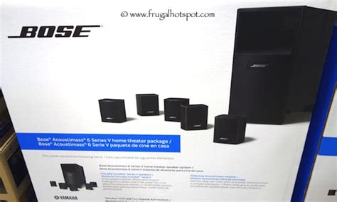 costco sale bose acoustimass 6 series v home theater