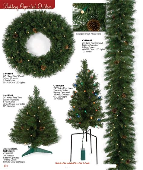 28 best battery powered christmas decorations festive