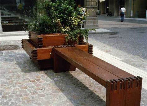 panchine in legno per esterni legno x esterno finest with legno x esterno awesome