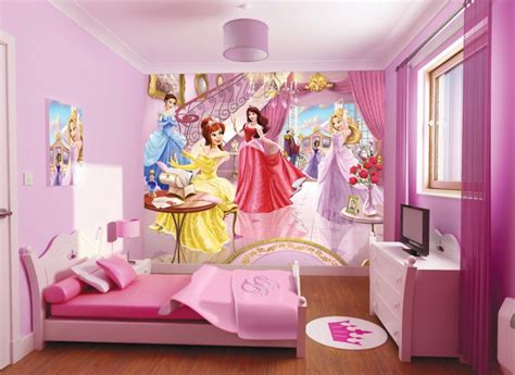 lovely princess themed bedroom ideas