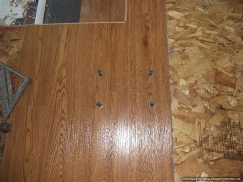 Vinyl Laminate Flooring, Floating Floor
