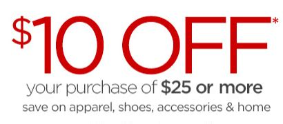 jcpenney printable coupons 10 off 25 2013 10 off 25 jc penney coupon