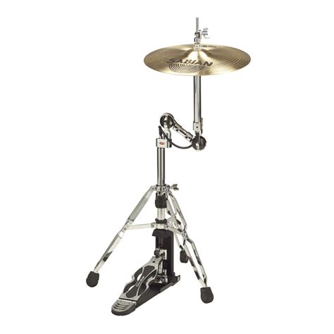gibraltar 9600 series ultra adjust hi hat stand with