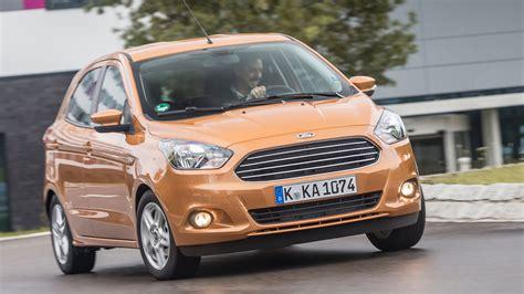 ford ka hatchback   review auto trader uk