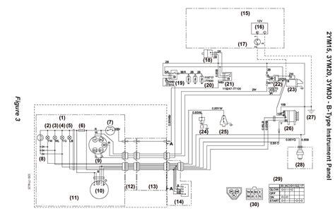 yanmar starter motor wiring diagram gallery wiring