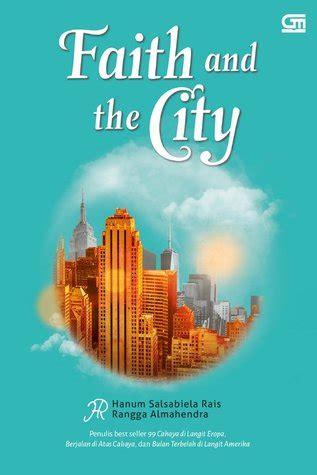 Faith And The City Hanum Salsabiela Rais Rangga A book review faith and the city by hanum salsabiela rais