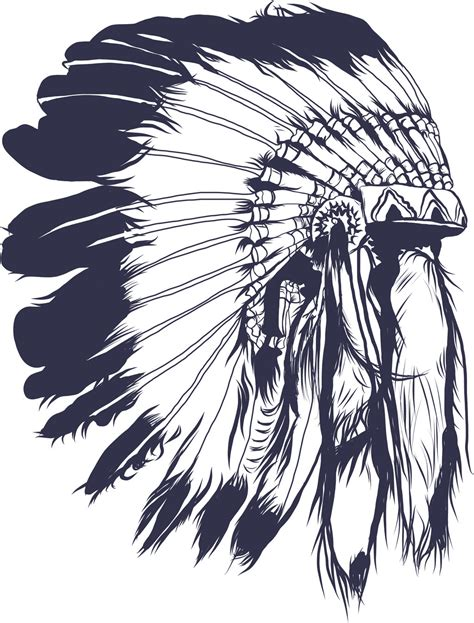 indian chief tattoo indian chief headdress wallpaper 6 jpg 1024 215 1347