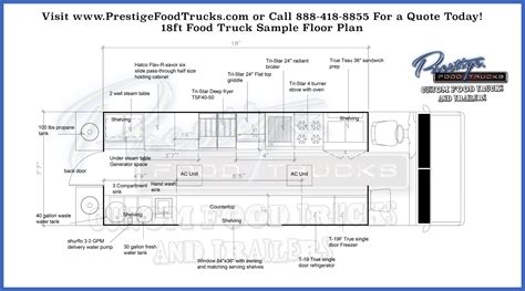 floor plan sles floor plan sles food truck floor plan 28 images custom